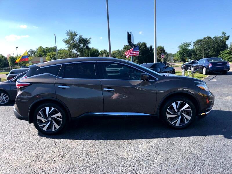 2015 Nissan Murano Platinum FWD