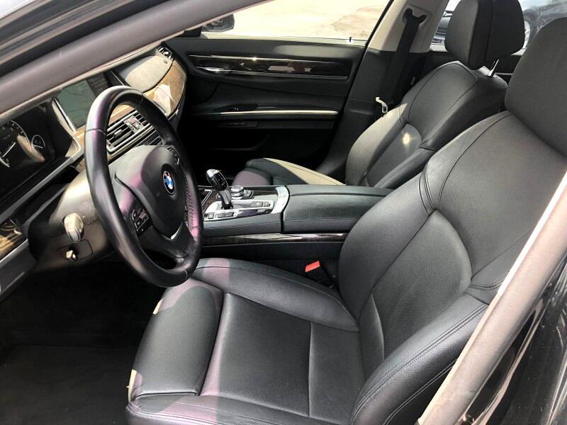 2013 BMW 7-Series 740iL