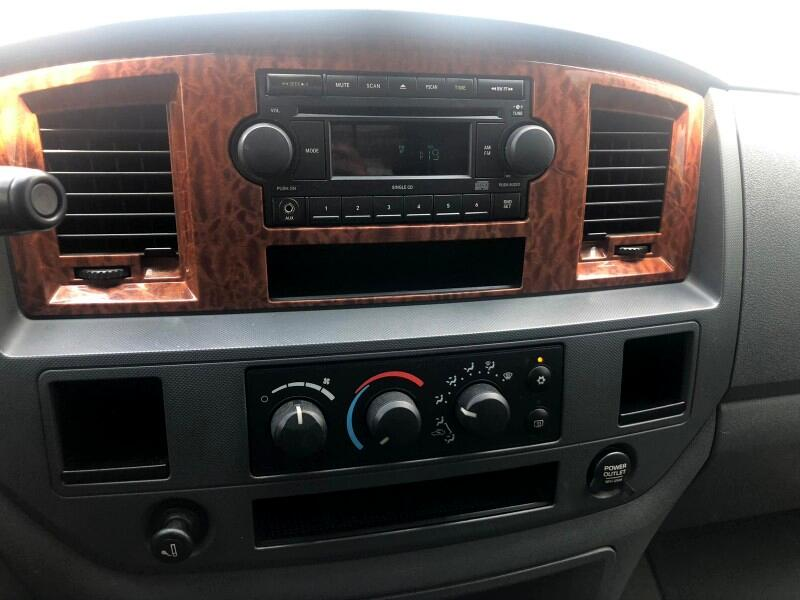 2006 Dodge Ram 3500 SLT Quad Cab 4WD DRW