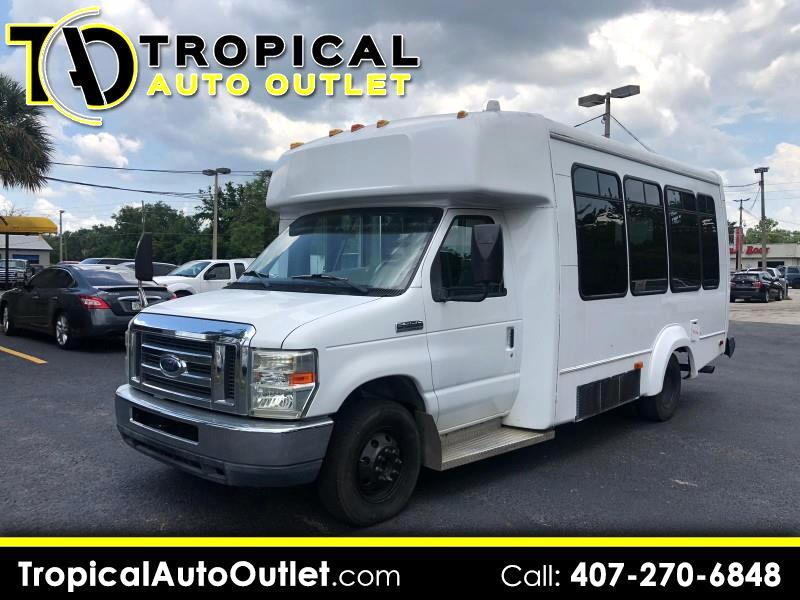 2008 Ford E-350 Super Duty E-350 XLT Super Duty