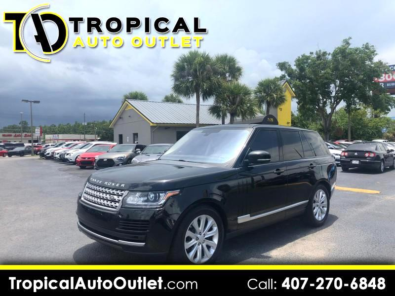 Buy Here Pay Here Orlando >> Used 2016 Land Rover Range Rover For Sale In Orlando Fl