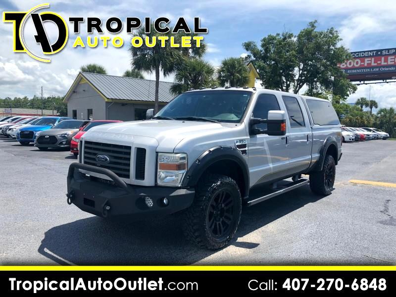 2009 Ford F-350 SD Cabela Crew Cab 4WD