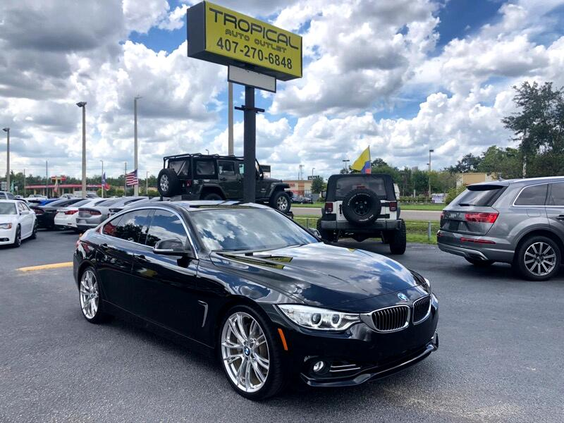 2016 BMW 4-Series Gran Coupe 435i