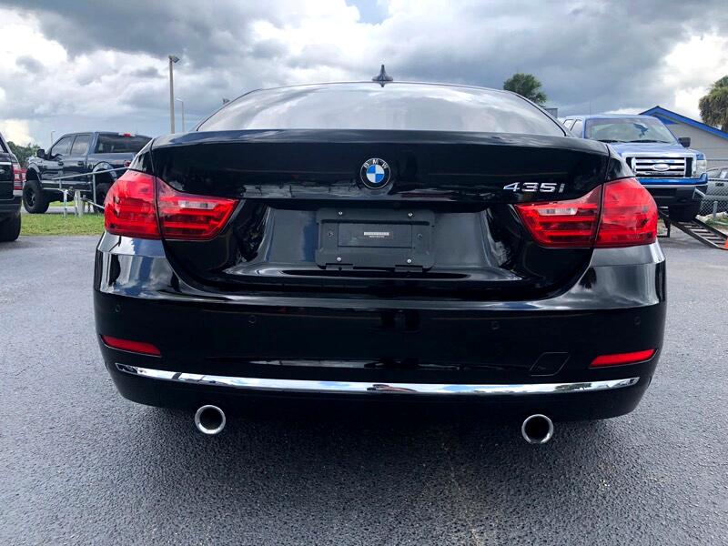 BMW 4-Series Gran Coupe 435i 2016