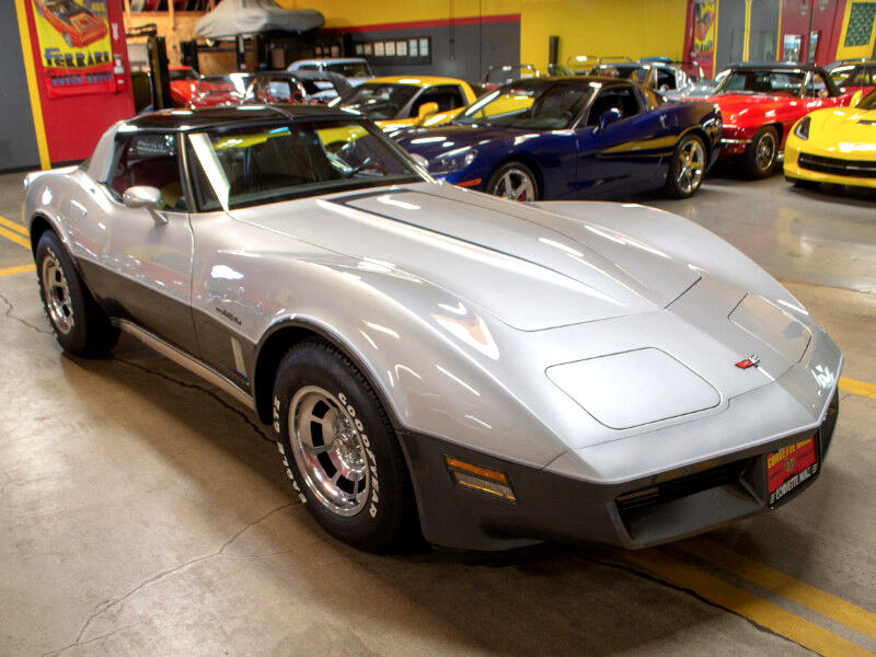 Chevrolet Corvette Coupe 1982