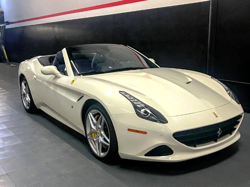 2017 Ferrari California Convertible T