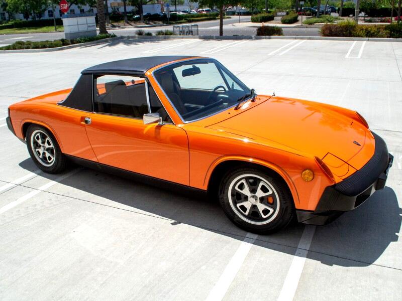 Porsche 914  1975