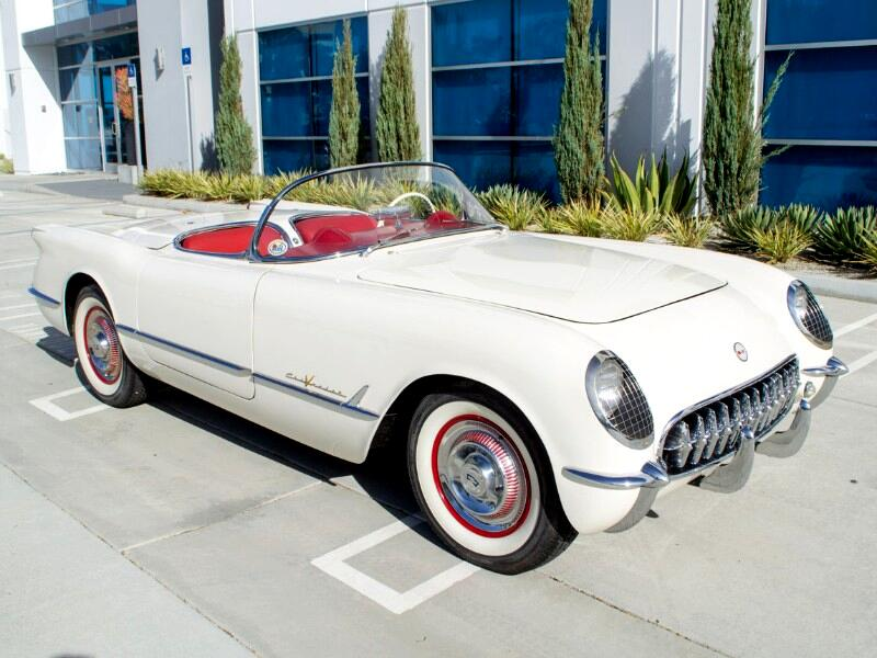 Chevrolet Corvette Convertible 1955