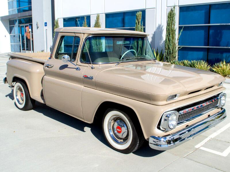 Chevrolet Trucks C10  1962