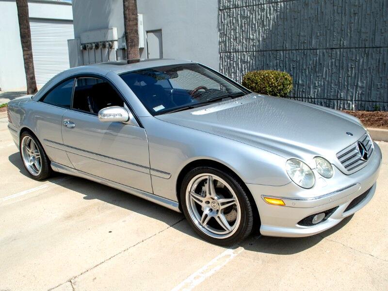 Mercedes-Benz CL-Class CL55 AMG 2003