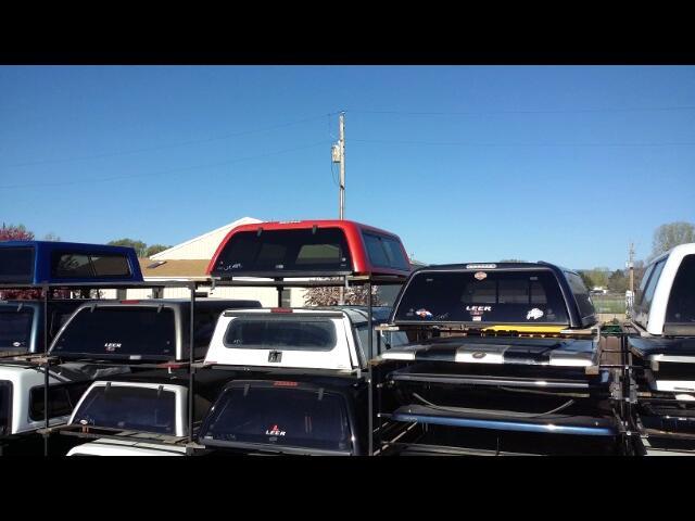 1 Chevrolet SILVERADO 2007-2013 Extra Short Bed Crew Cab 1500 LEER 100XR