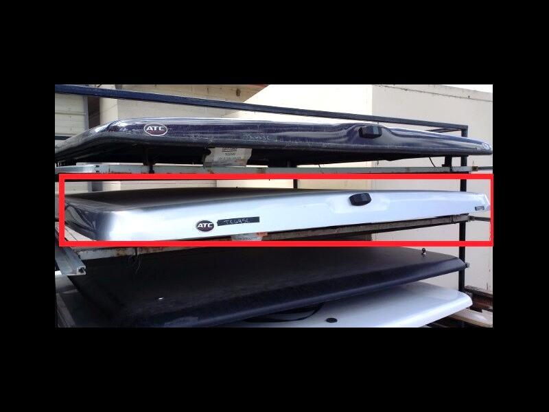 1 Chevrolet SILVERADO 2007-2013 Extra Short Bed Crew Cab ATC Tonneau