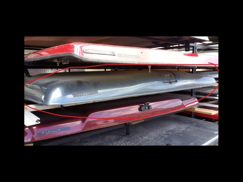 1 Chevrolet SILVERADO 07-13 Extra Short Bed CrewCab ATC Platinum Tonneau