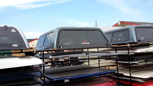 1 Chevrolet Colorado 2004-2012 Short Bed Regular/Extended Cab LEER 100R