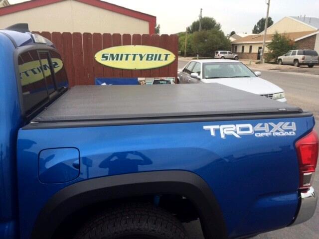 Toyota Tacoma  1
