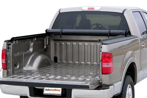 1 Ford F-150 2001-2003 Extra Short Bed Roll-Up Tonneau