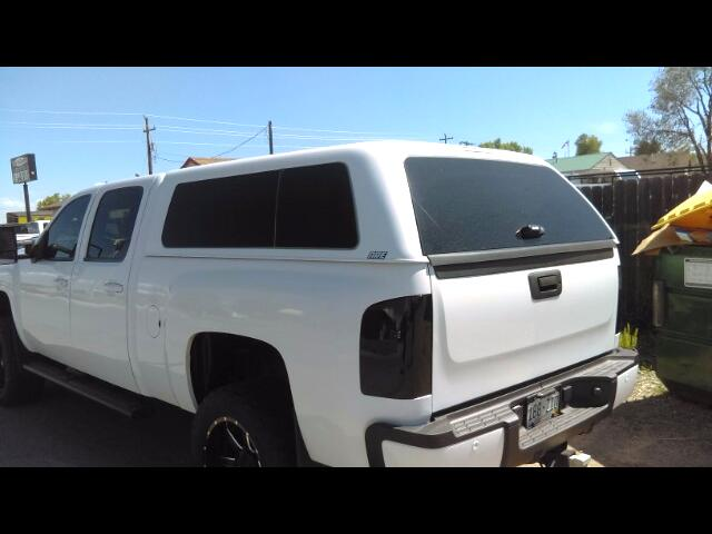 1 GMC Sierra 2007-2013 Crew Cab 6.5' Bed ARE Topper