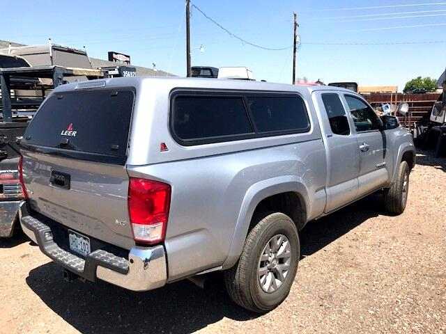 1 Toyota Tacoma 2016+ 6' Bed LEER 100XR