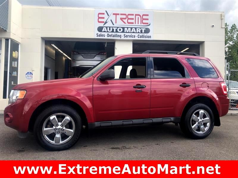 2011 Ford Escape XLT 4WD Sport