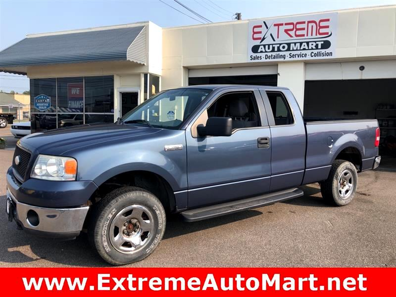 2006 Ford F-150 FX4 SuperCrew 4WD