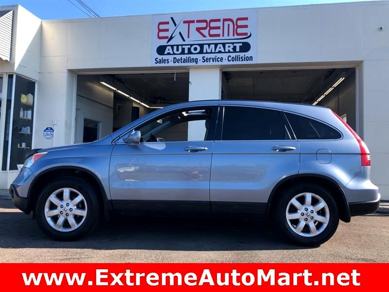2007 Honda CR-V EX-L 4WD 5-Speed AT