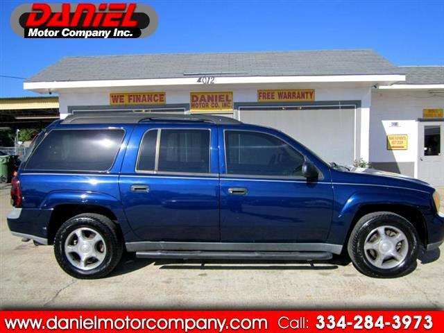 2004 Chevrolet TrailBlazer EXT LS 2WD