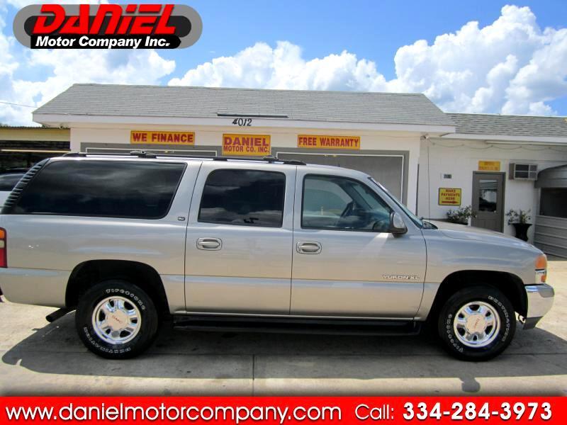 2002 GMC Yukon XL 1500 4WD