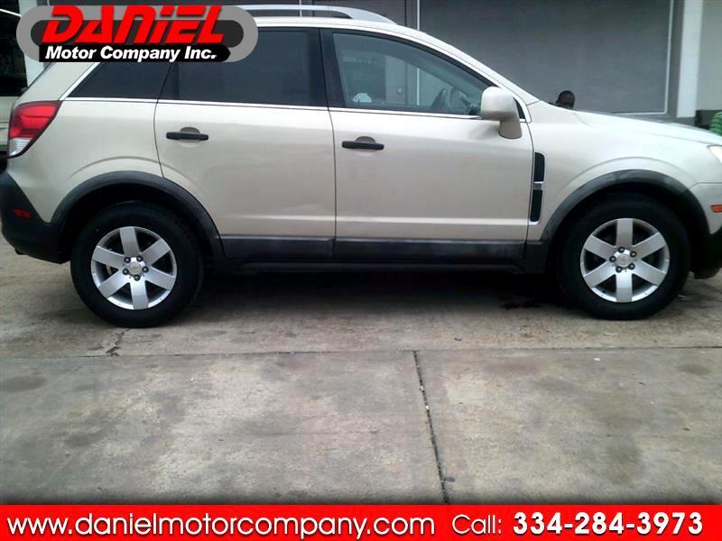 2012 Chevrolet Captiva Sport 2LS FWD