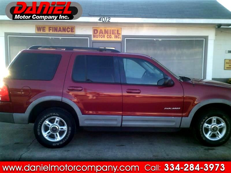 2002 Ford Explorer XLT 2WD