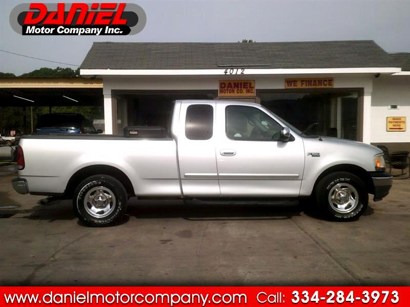 2001 Ford F-150 Lariat SuperCab Short Bed 2WD