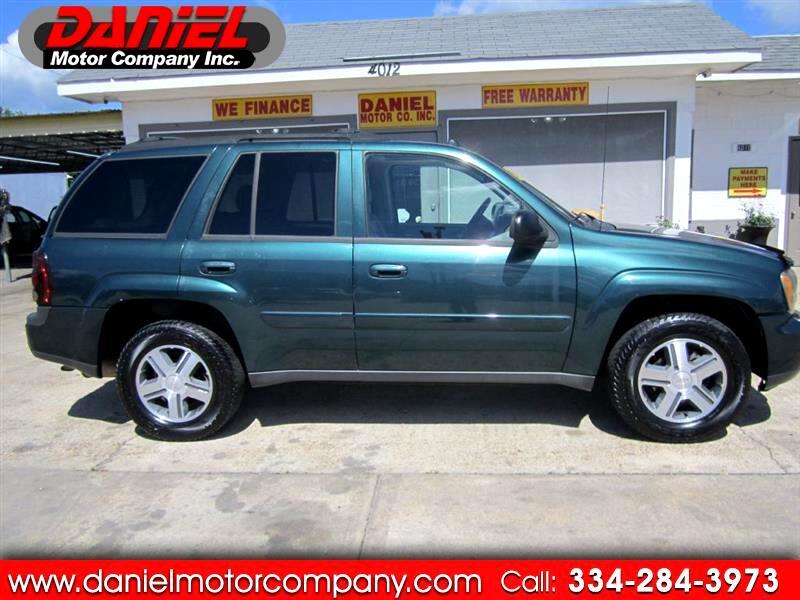 2005 Chevrolet TrailBlazer LS 2WD