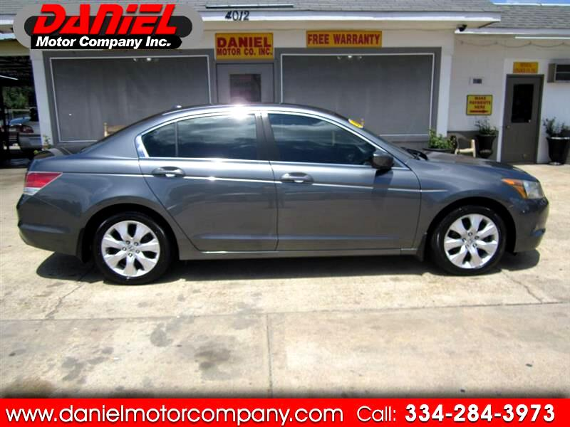 2009 Honda Accord EX-L Sedan AT