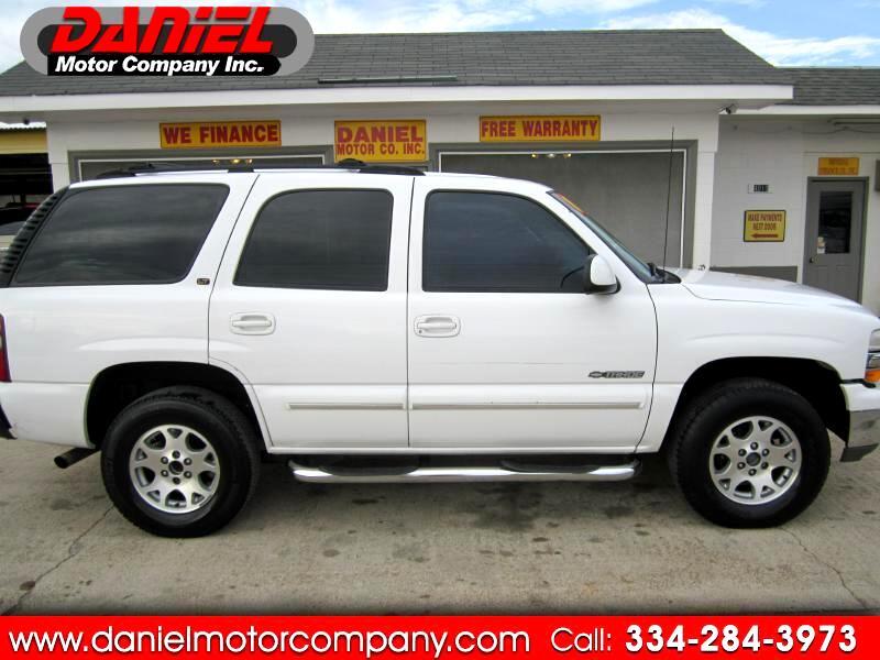 Chevrolet Tahoe 4WD 2001