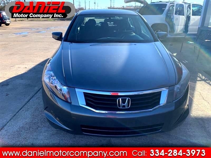 Honda Accord LX sedan AT 2008