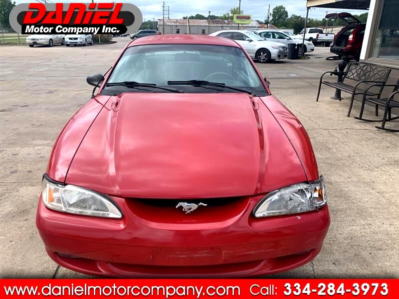 Ford Mustang Coupe 1998