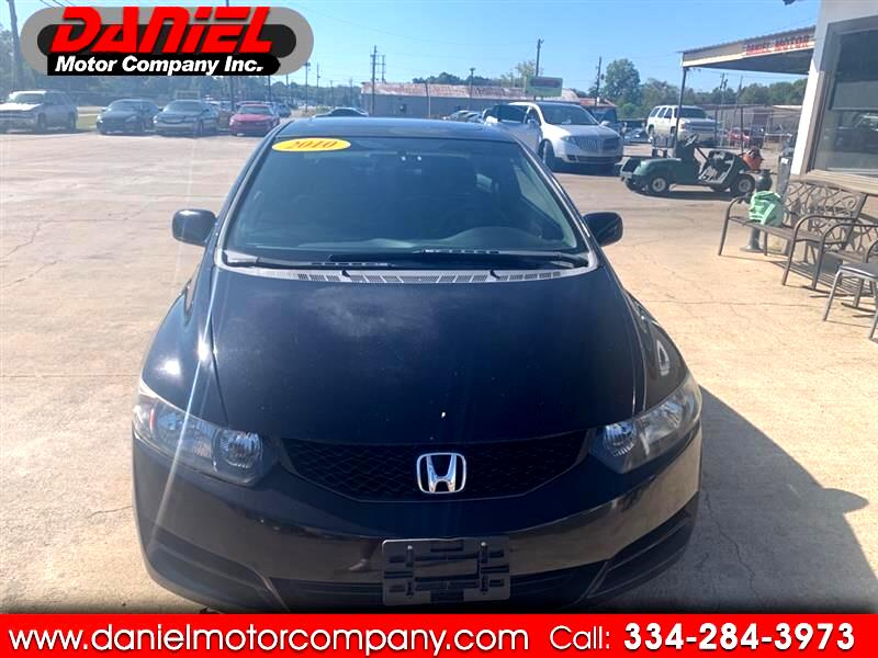 Honda Civic EX Coupe 5-Speed AT 2010