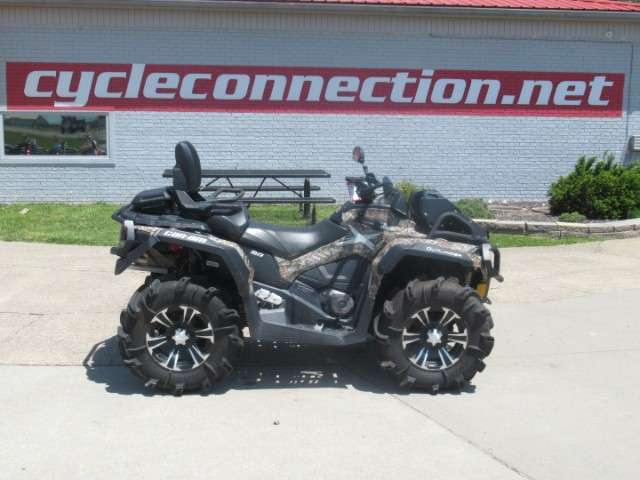 2014 Can-Am Outlander XMR1000
