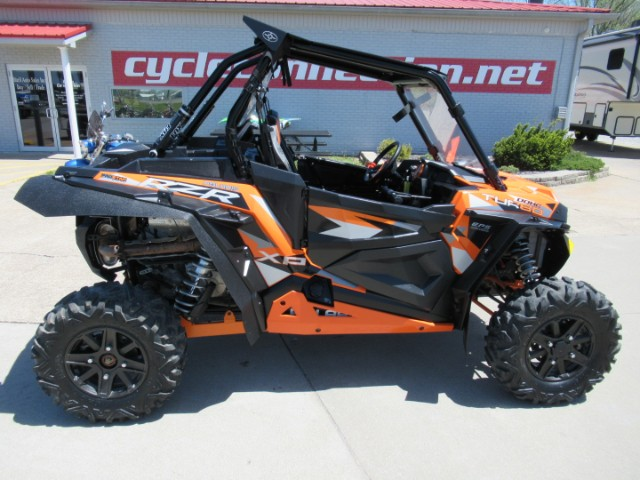 2016 Polaris RZR XP 1000 TURBO