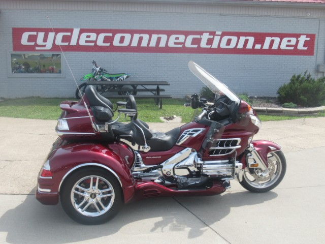 2009 Honda GL1800 Goldwing California Side Car Trike