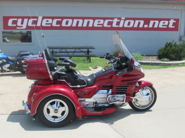 1992 Honda GL1500A Goldwing Trike