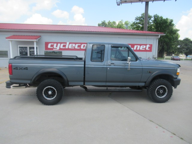 1995 Ford F-150 XLT SuperCab Short Bed 4WD