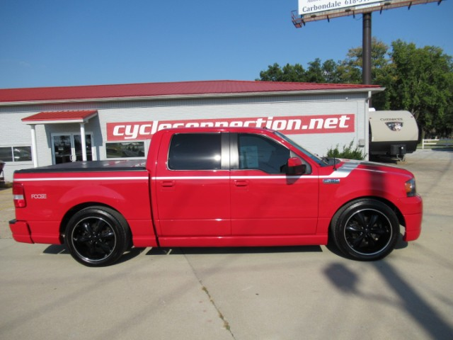 2008 Ford F-150 Chip Foose Edition SuperCrew 2WD