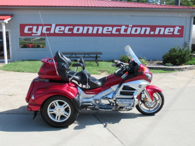 2012 Honda GL1800 Goldwing Lehman Trike