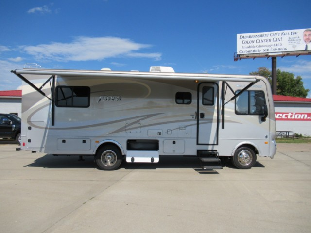 2014 Ford Stripped Chassis Motorhome Fleetwood Storm M-28MS Class A