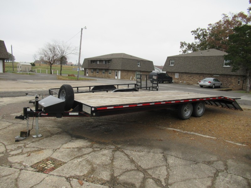 2018 Trailer Deck Over Bartlet 24'
