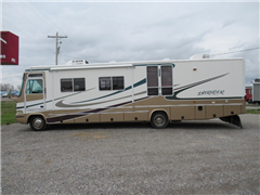 2001 Ford Class A Motorhome Chassis