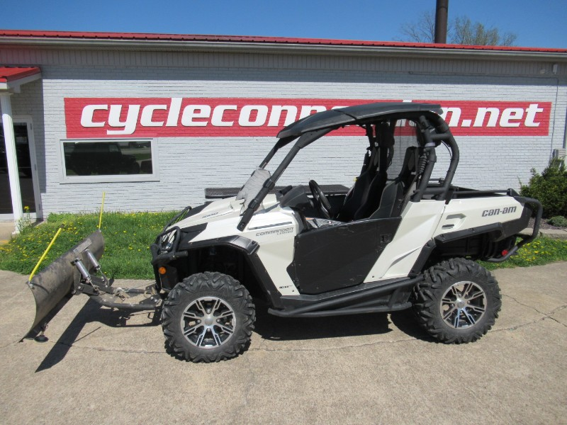 2014 Can-Am Commander Max 1000 Limited