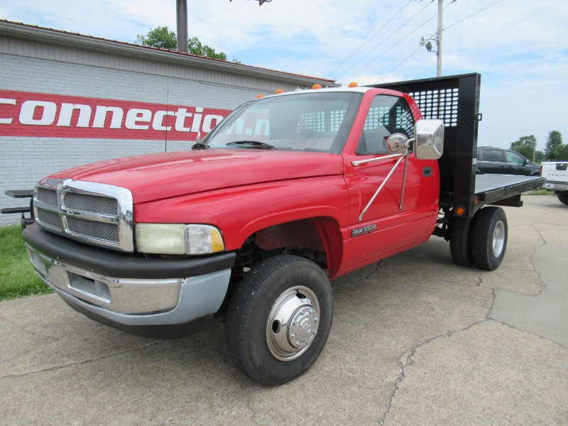 1994 Dodge Ram 3500 Reg. Cab 8-ft. Bed DRW 5WD