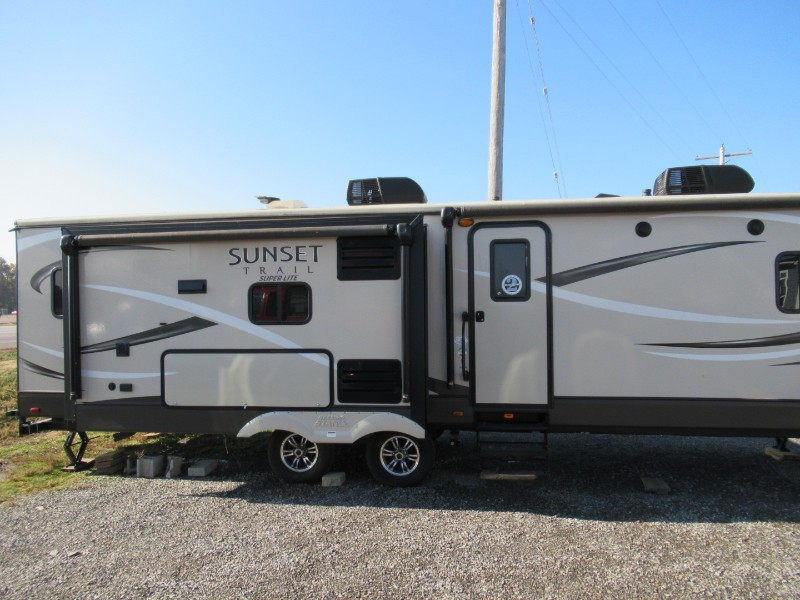 Sunset Trail Super Lite LT22BH BY CrossRoads  2016