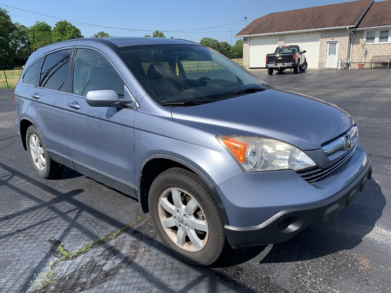 Honda CR-V EX-L 4WD AT 2007